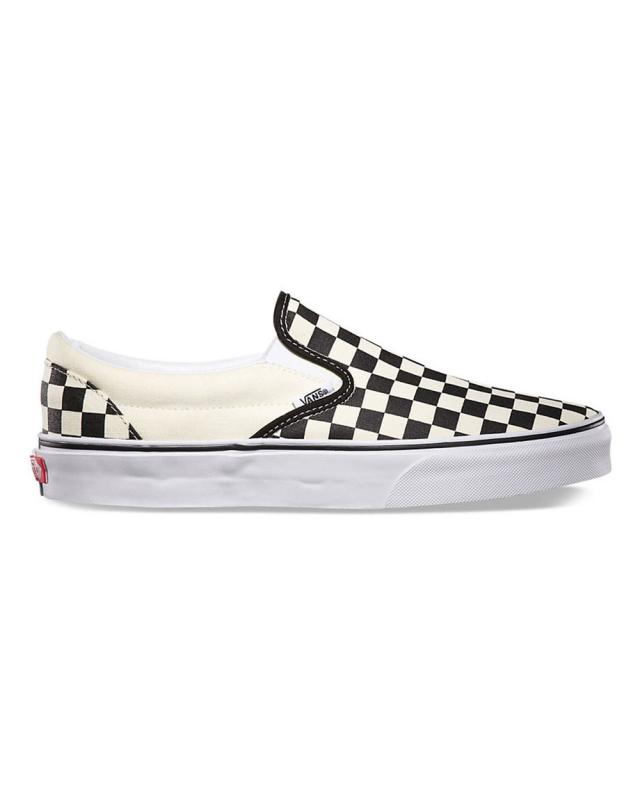 Vans Classic Slip On (black/white check)