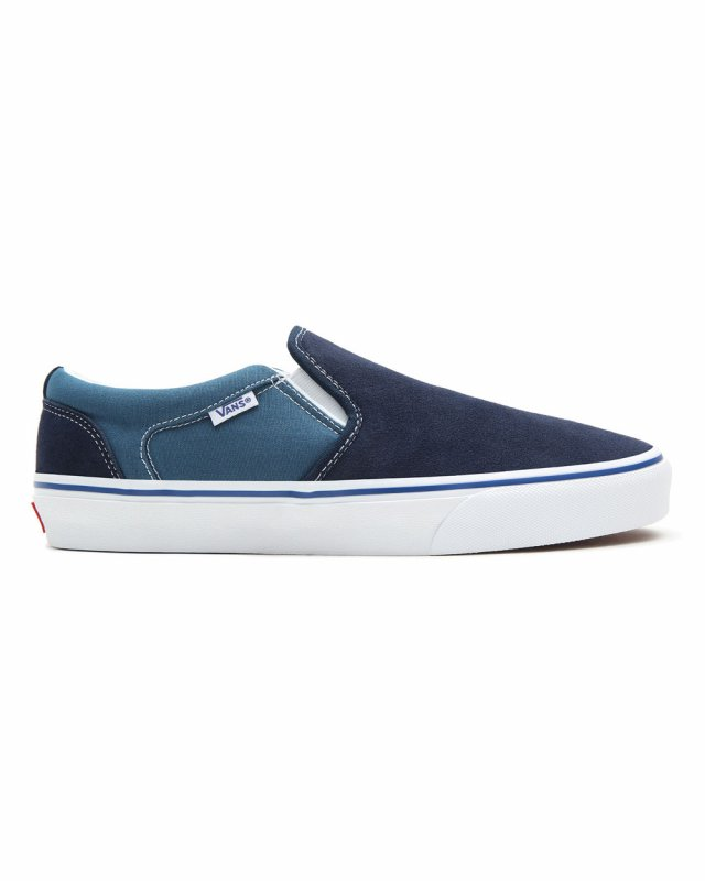 Vans Asher Retro Sport (navy/moroccan blue)