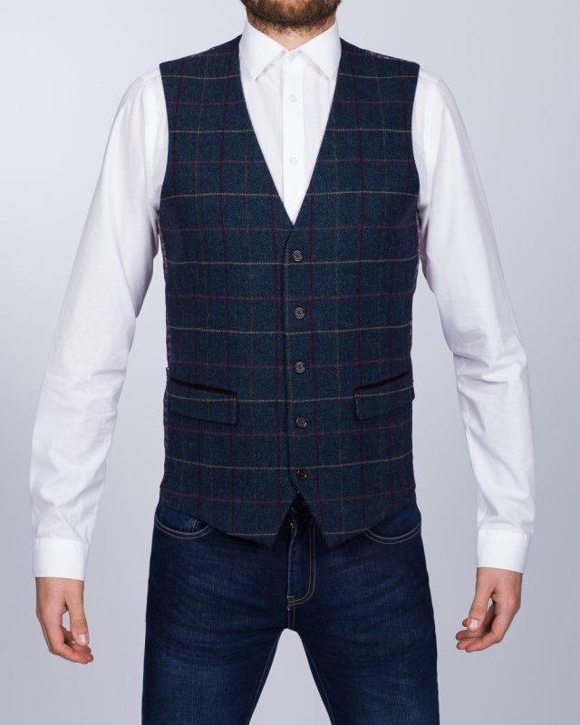 Skopes Doyle Slim Fit Tall Suit Waistcoat