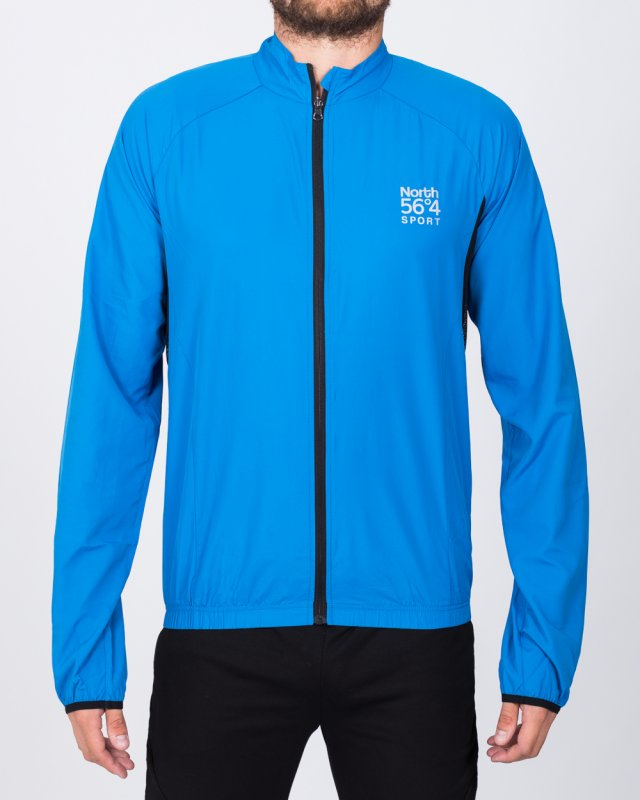 North 56 Lightweight Cycling Jacket (blue)