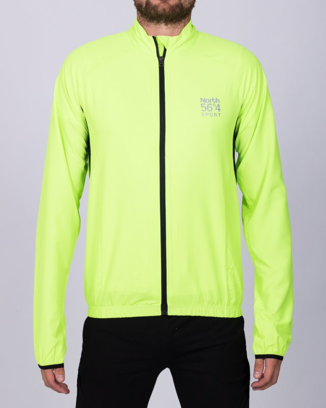 North 56 Lightweight Cycling Jacket (green)