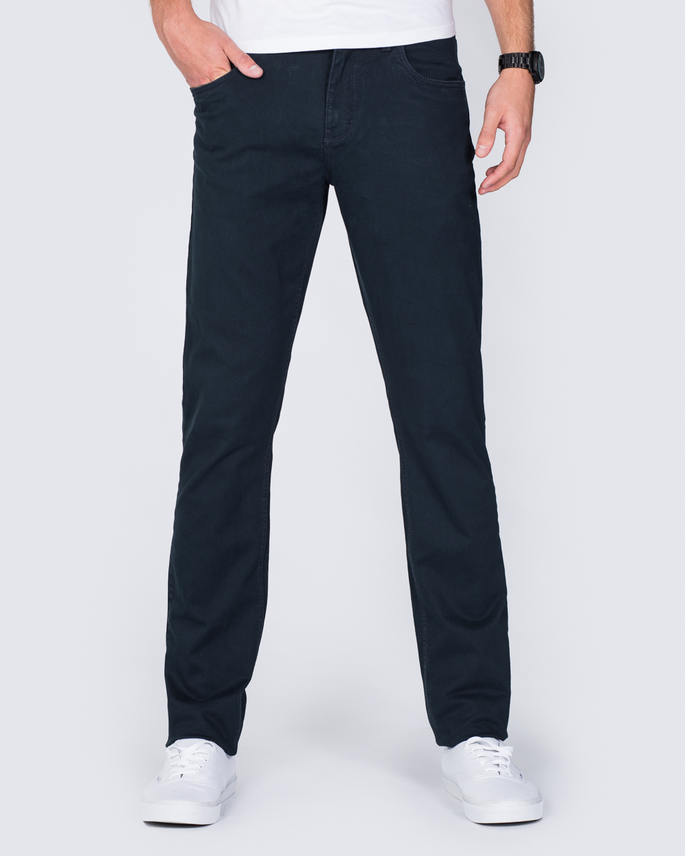 Redpoint Barrie Slim Fit Tall Jeans (navy)