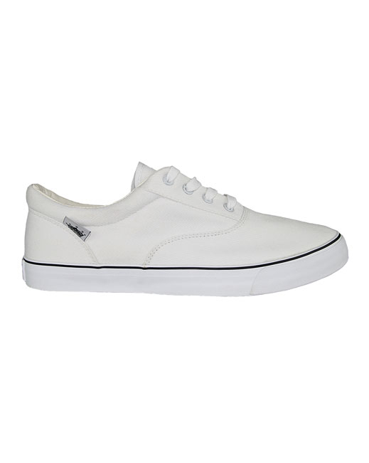 We Are Saints Lace Up (white)