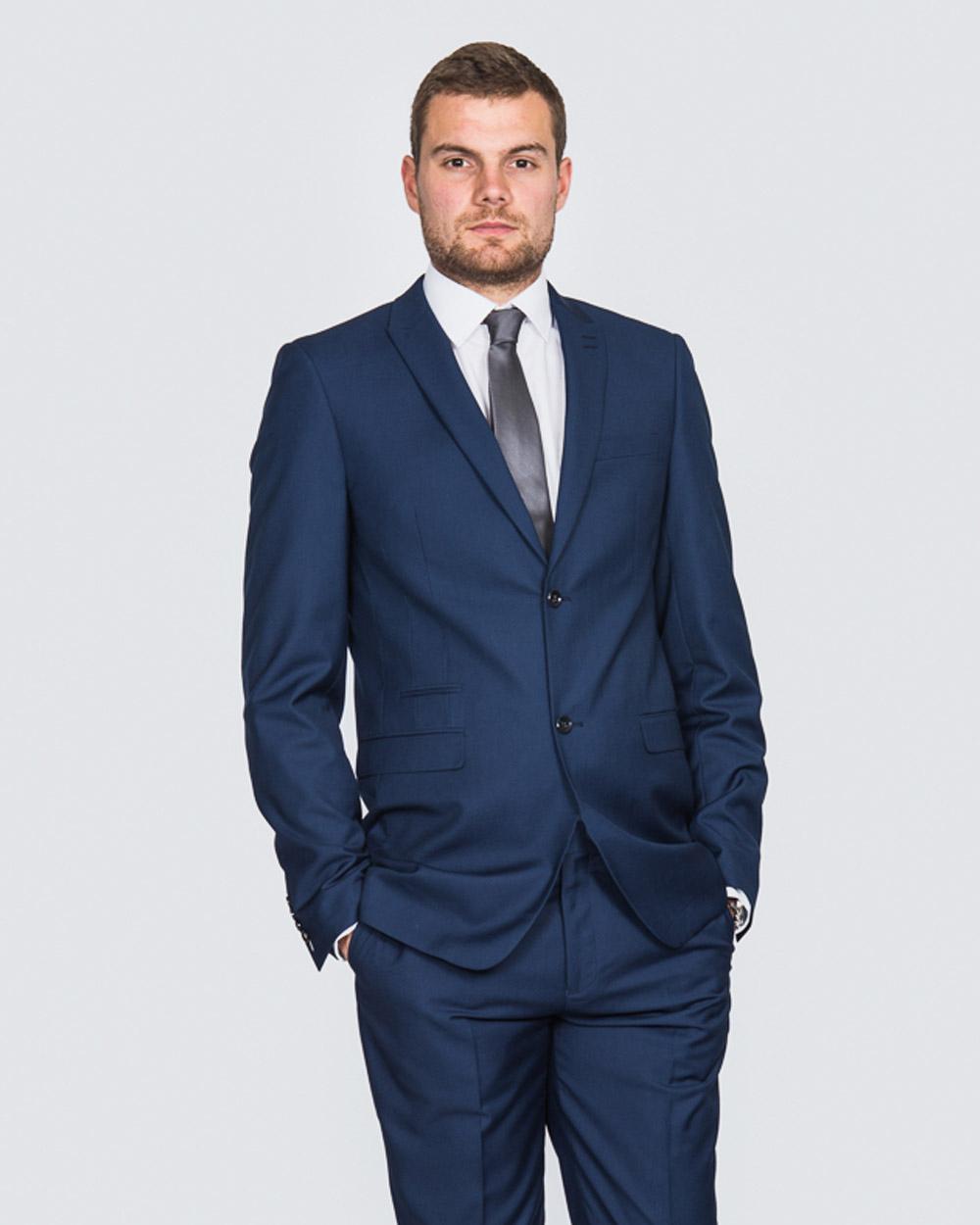 Skopes Slim Fit Tall Suit (royale blue)