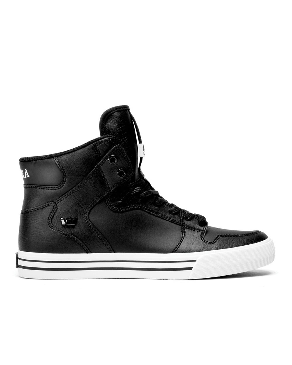 Supra Vaider Leather (black/white)