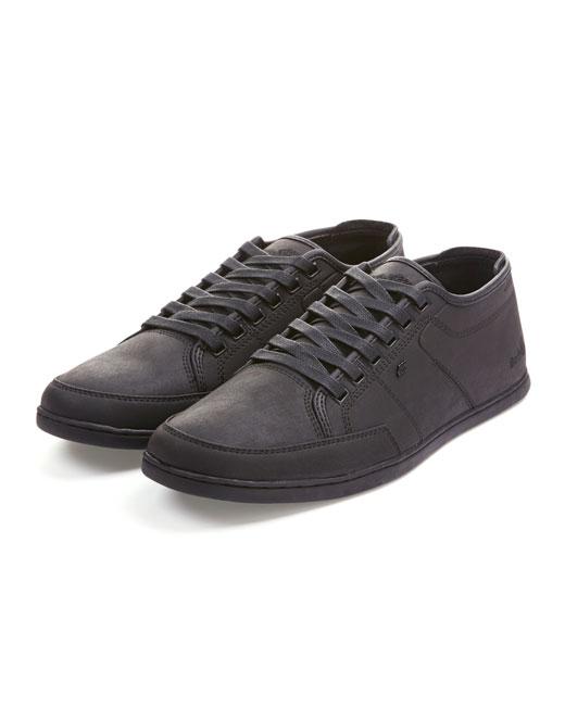 Boxfresh Sparko Leather (black/black)