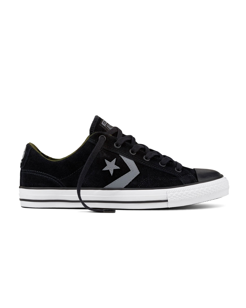 Converse Star Player Ox Leather (black