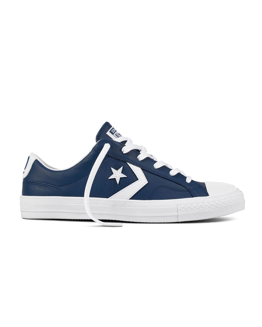 Converse Star Player Ox Leather (navy