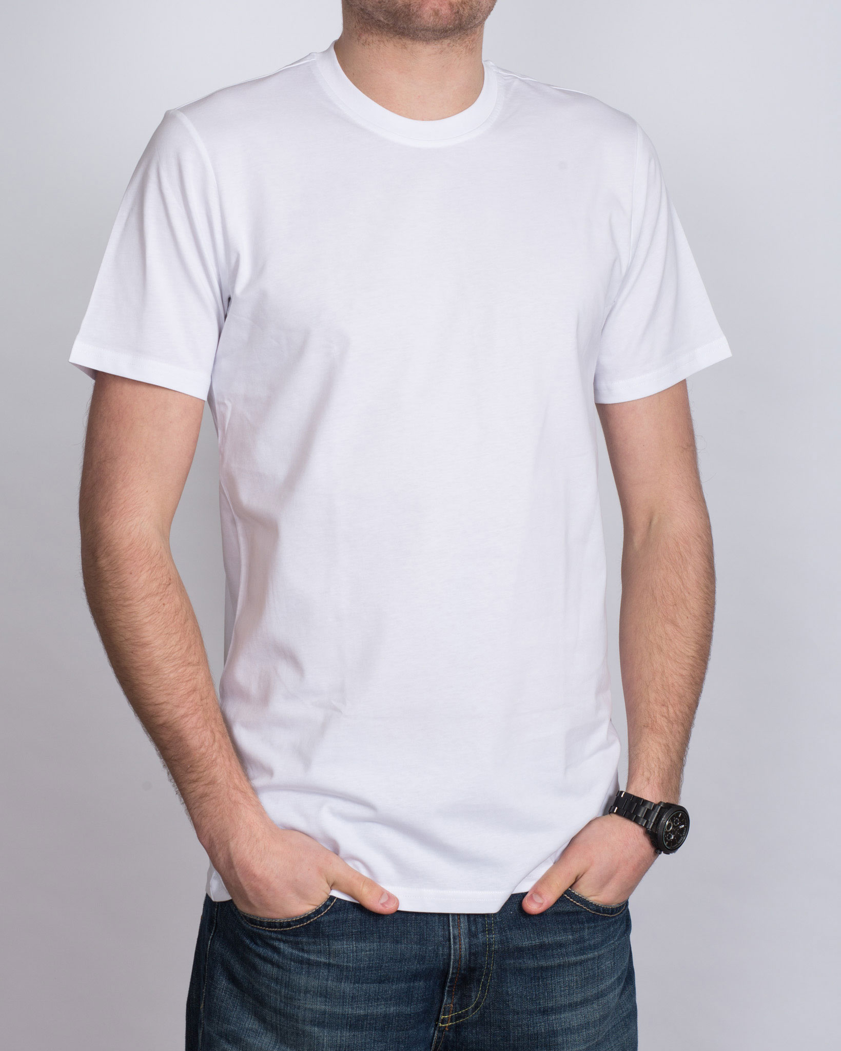 2T Tall T-Shirt (white)