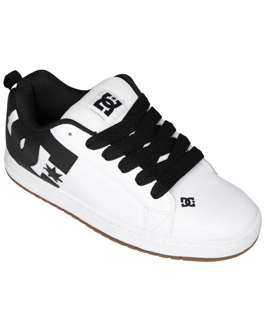 DC ShoeCourt Graffik M Shoe (white)