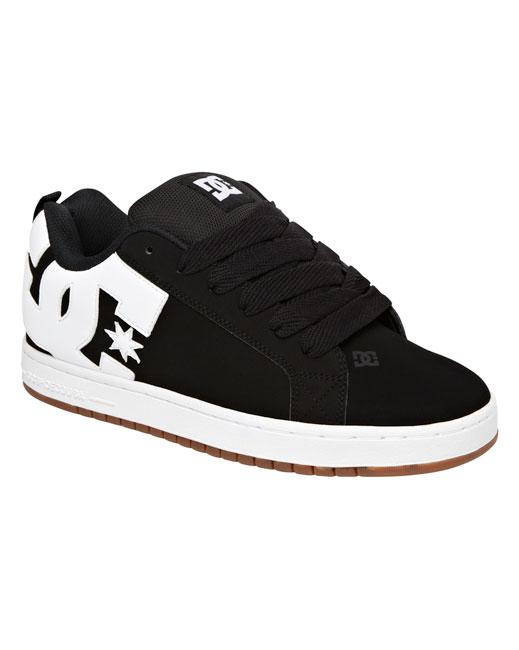 DC Shoe Court Graffik M Shoe (black)