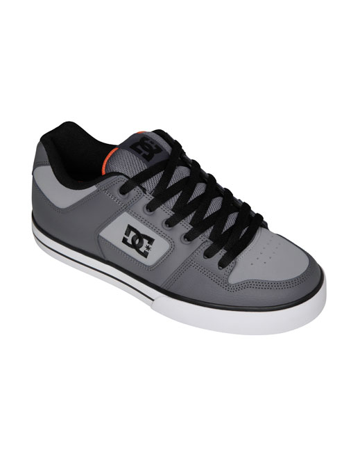 DC Shoe Pure Skate Shoes (grey)
