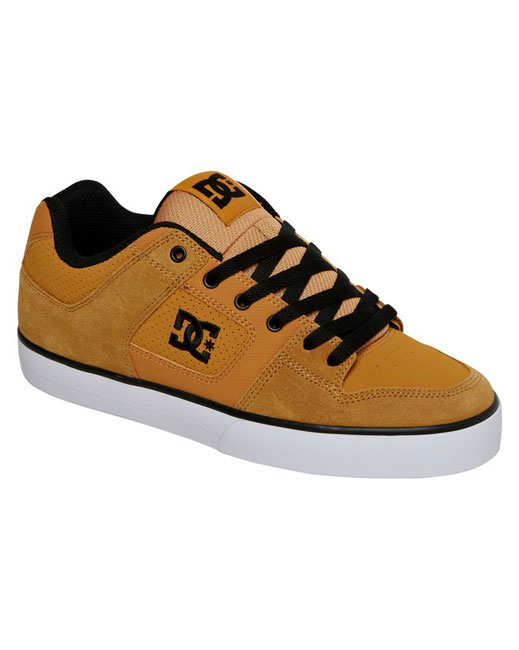 DC Shoe Pure Trainers (wheat)