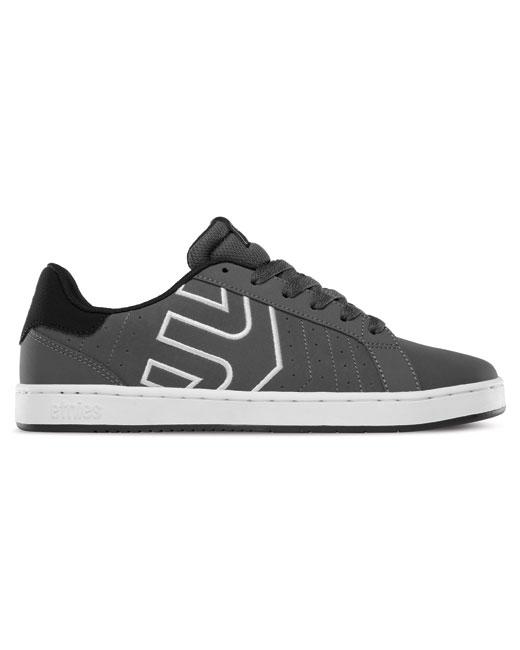 Etnies Fader LS (dark grey/black/white)