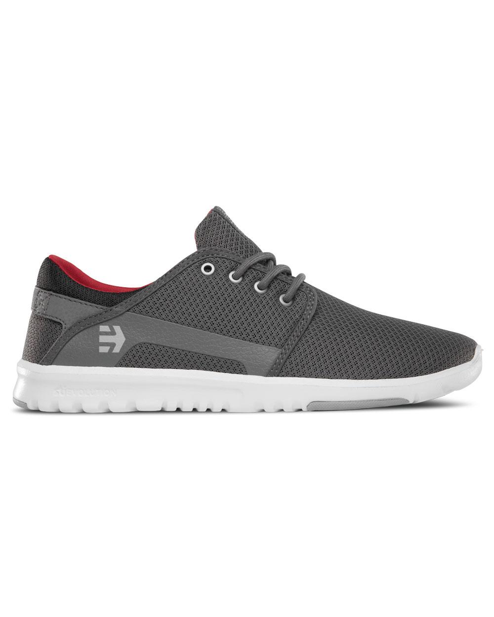 Etnies Scout (grey/black/red)