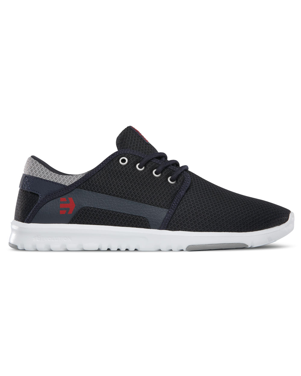 Etnies Scout (navy/grey/red)