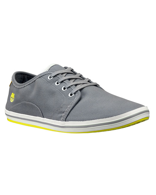 Timberland Earthkeepers Casco Bay Canvas Oxford (granite)