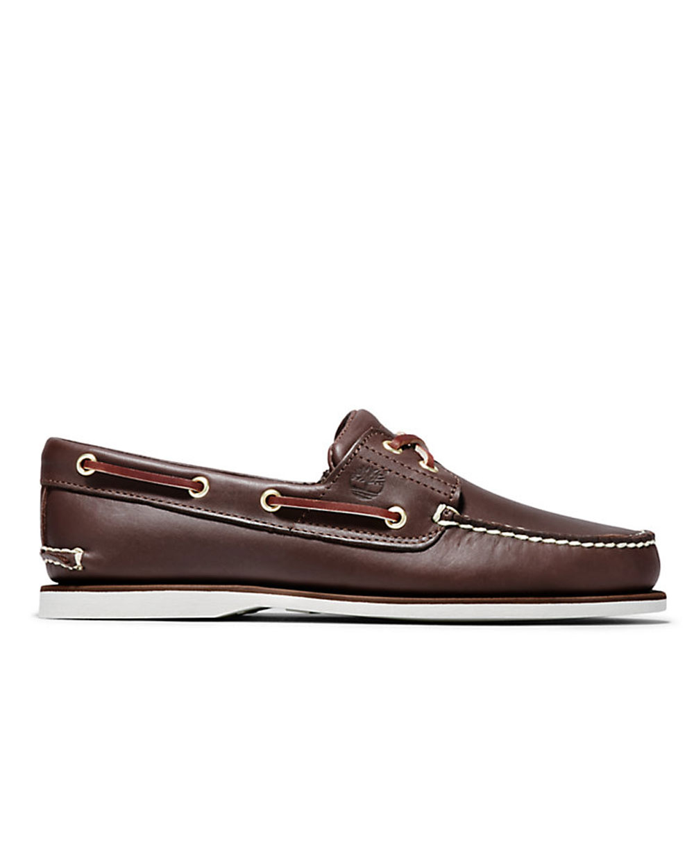 Timberland 2-Eye Boat Shoe (brown)