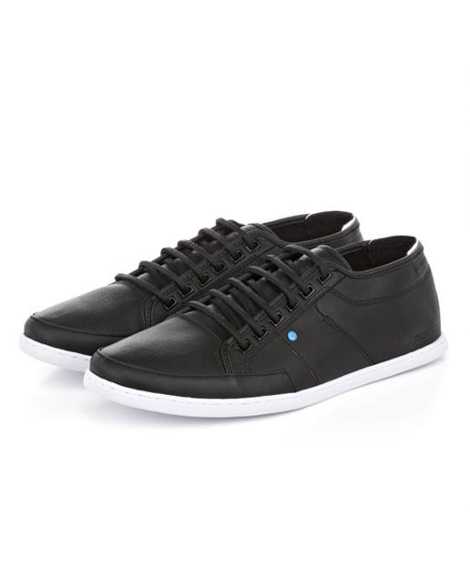 Boxfresh Sparko Leather (black)