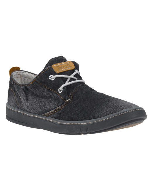 Timberland Earthkeepers Hookset Fabric Oxford (black washed)