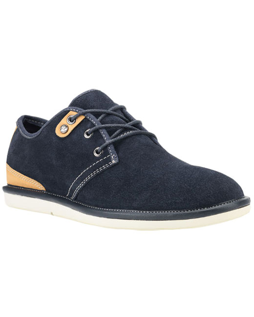 Timberland City Shuffler Oxford Suede (blue)