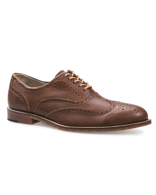 J Shoes Charlie Leather Brogues (glow)