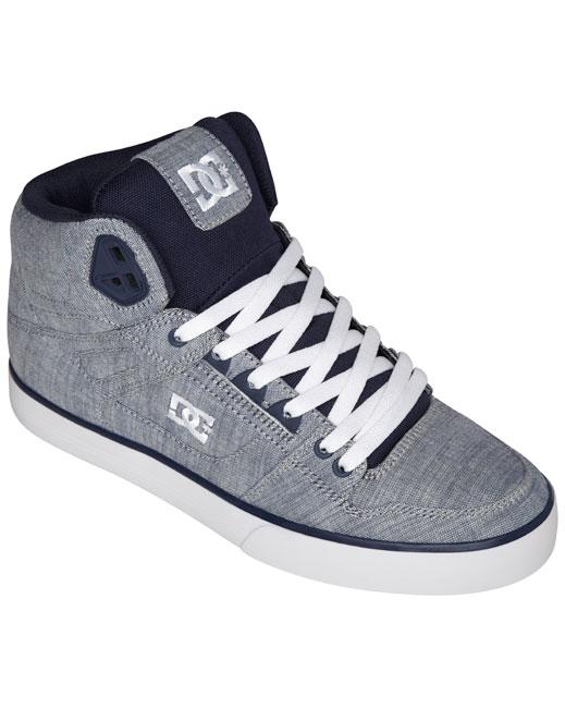 DC Shoe Spartan High WC (navy/white)