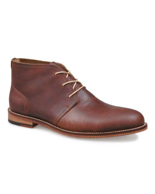 J Shoes Monarch Leather Chukka (glow)