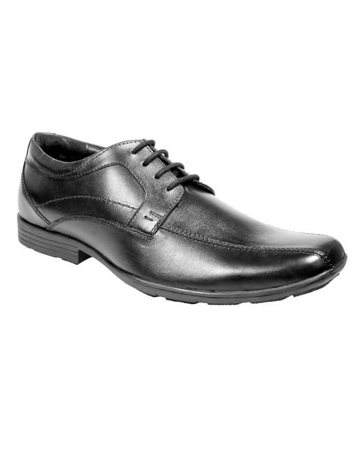 Pod Chester Casual Shoe (black)