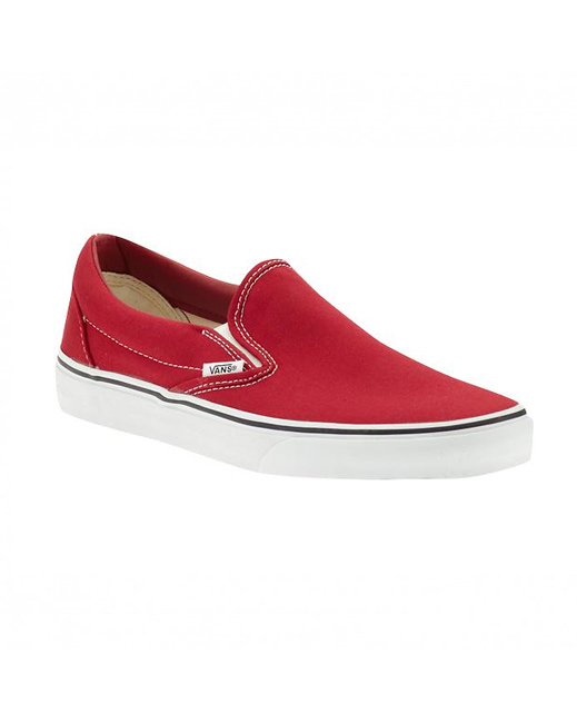 Vans Classic Slip On (chili)