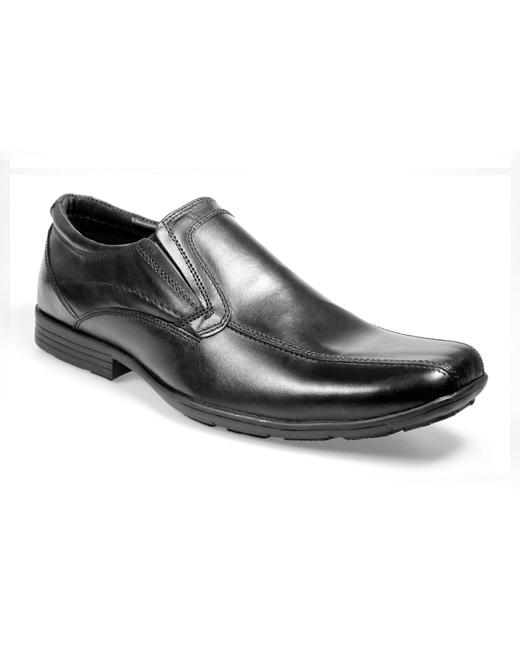 Pod Derby Casual Shoe (black)