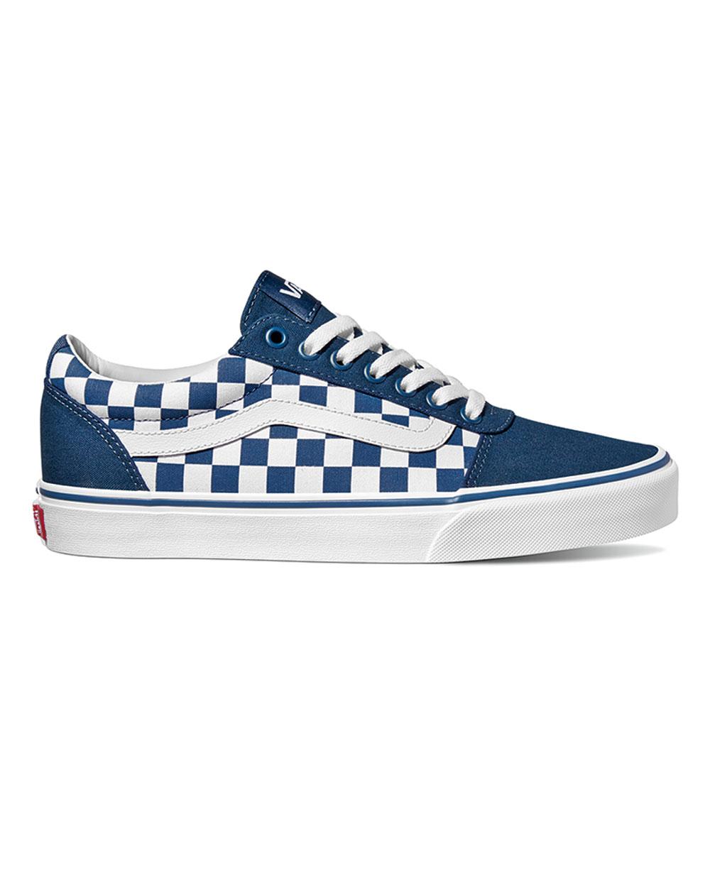 Vans Ward Checkerboard (sailor blue