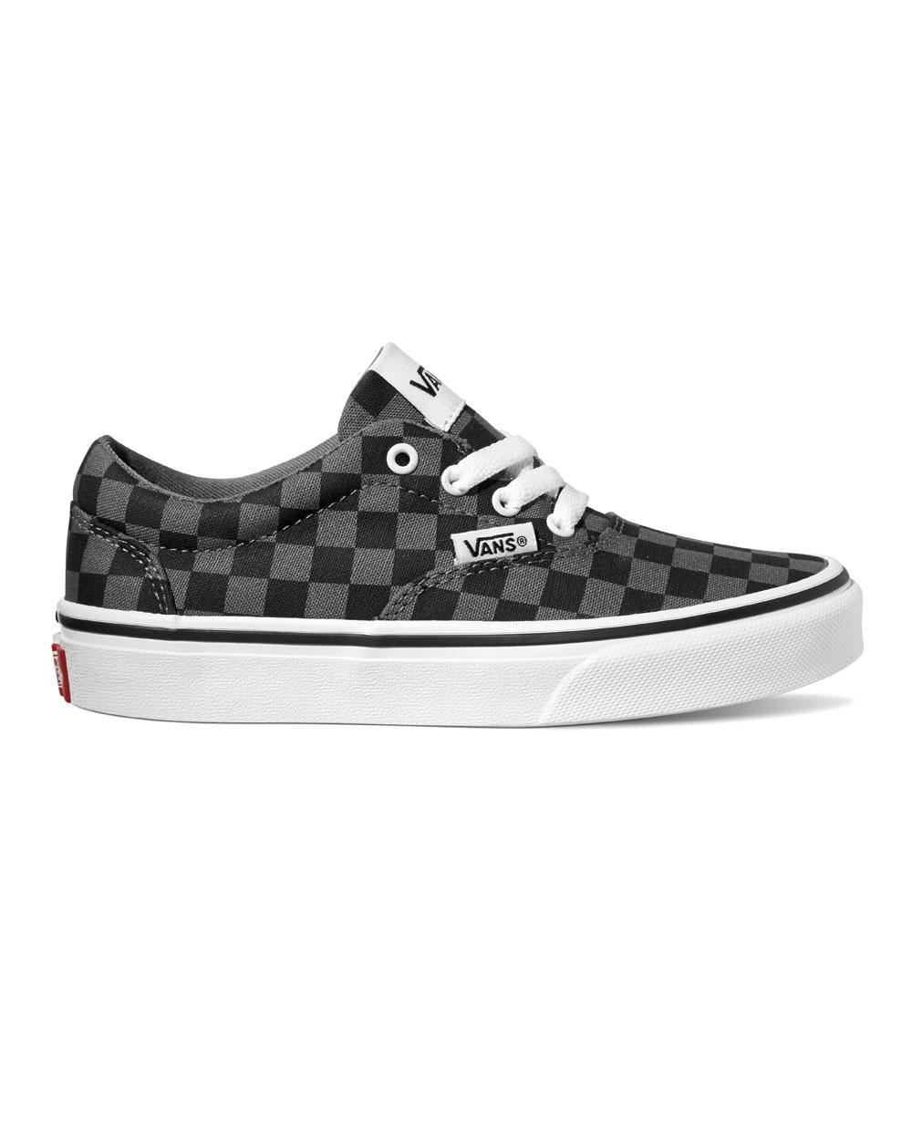 Vans Doheny Checkerboard (black/pewter