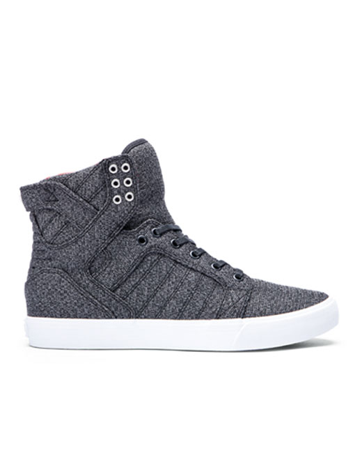 Supra Skytop (heather/white)
