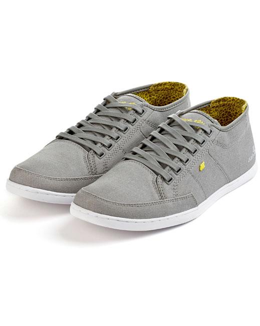 Boxfresh Sparko Waxed Canvas (grey)
