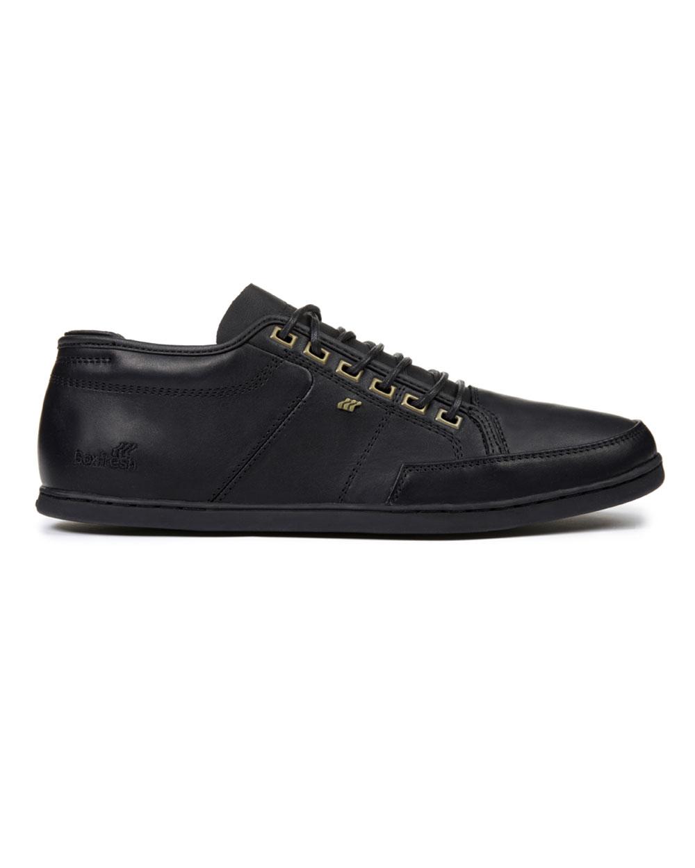 Boxfresh Sparko Icon Leather (black)