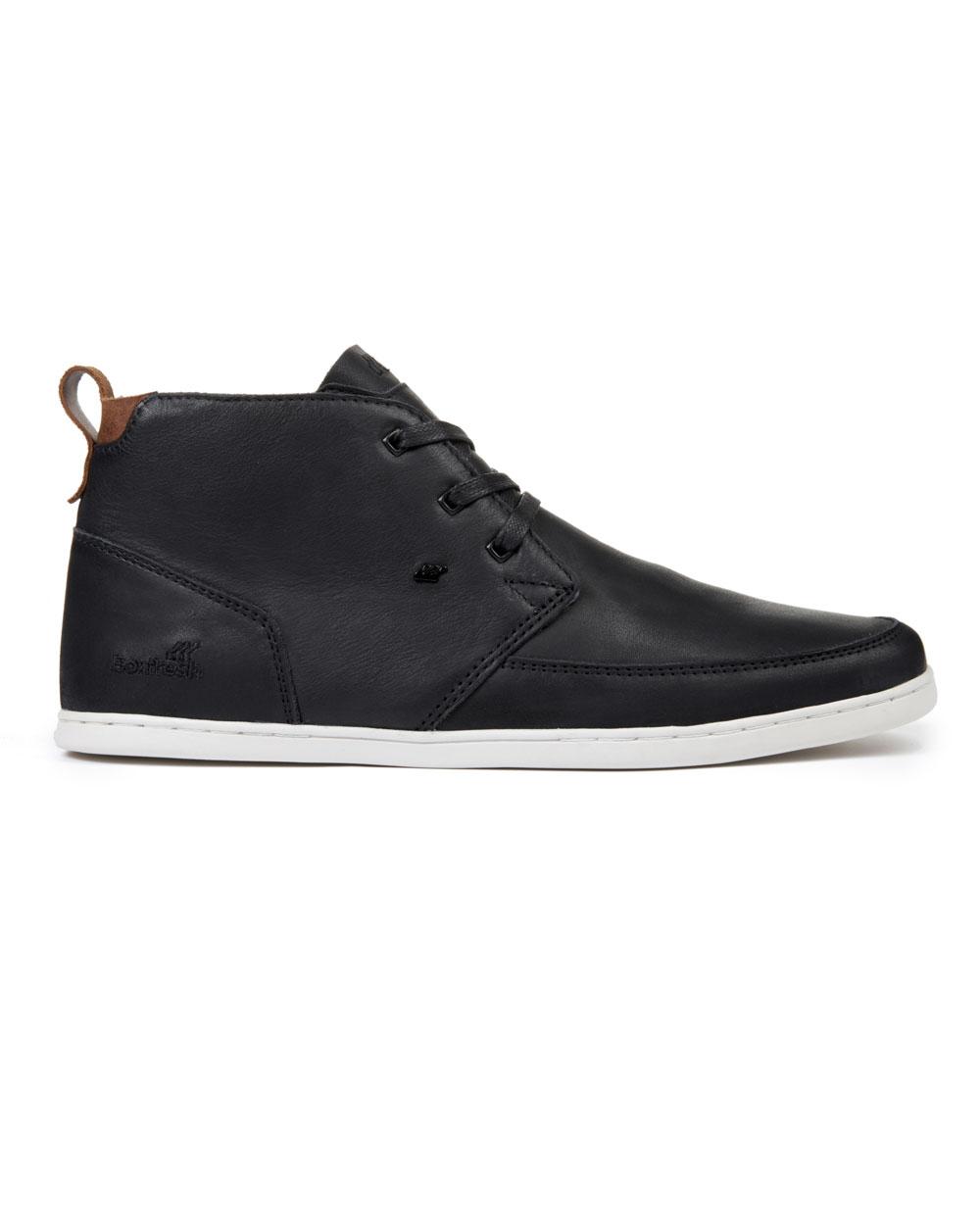Boxfresh Symmons Leather (black)