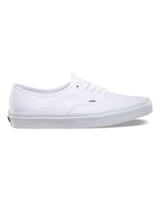 Vans Authentic Lace Up (true white)