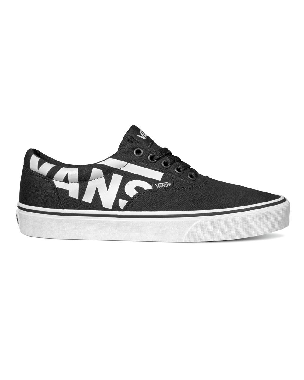 Vans Doheny Big Logo (black/white