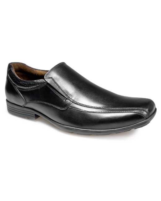 Pod Lincoln Casual Shoe (black)