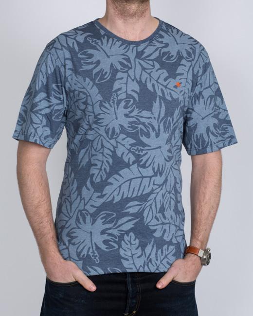 Mish Mash Viva Cuba Tall T-Shirt (denim)
