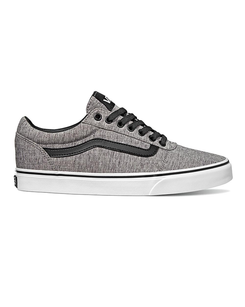 Vans Textile Ward (grey/white)   Extra