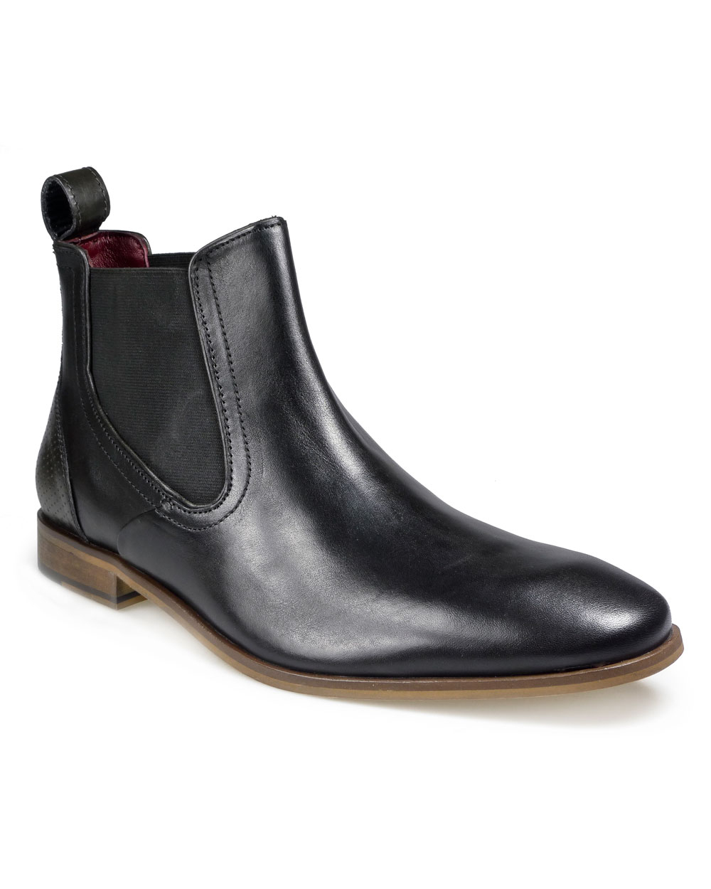Pod Paul O'Donnell Phoenix Chelsea Boot (black)