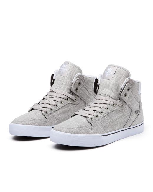 Supra Vaider (grey/white-white)