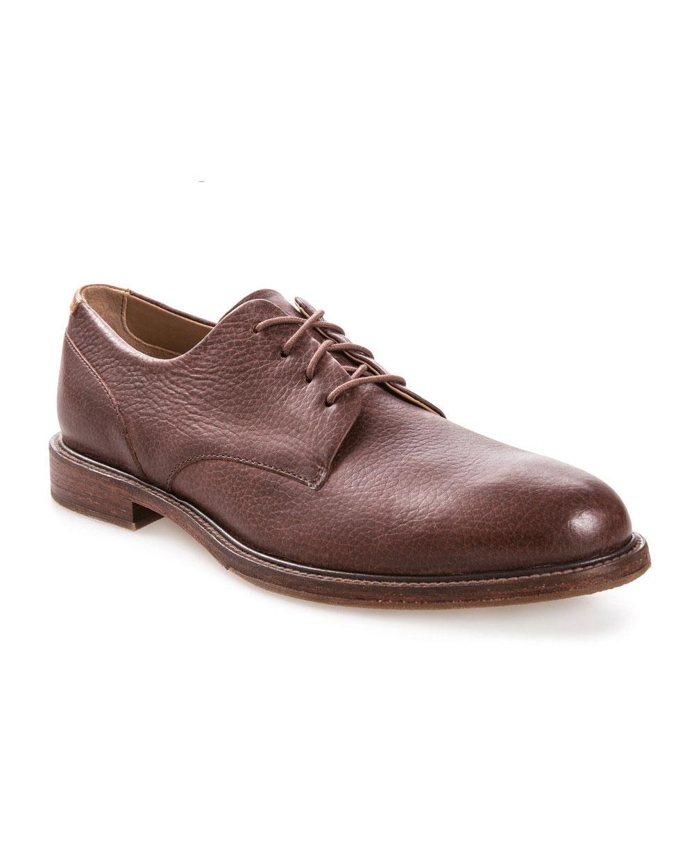 J Shoes William Cow Leather Derby (ambra)