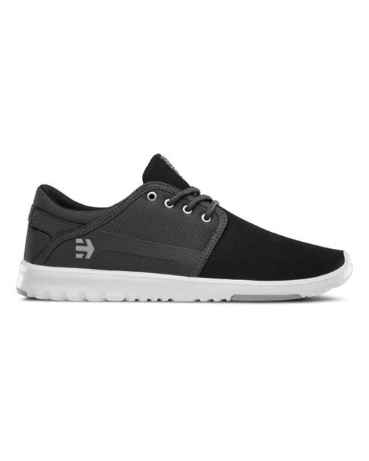 Etnies Scout (black/dark grey/silver)