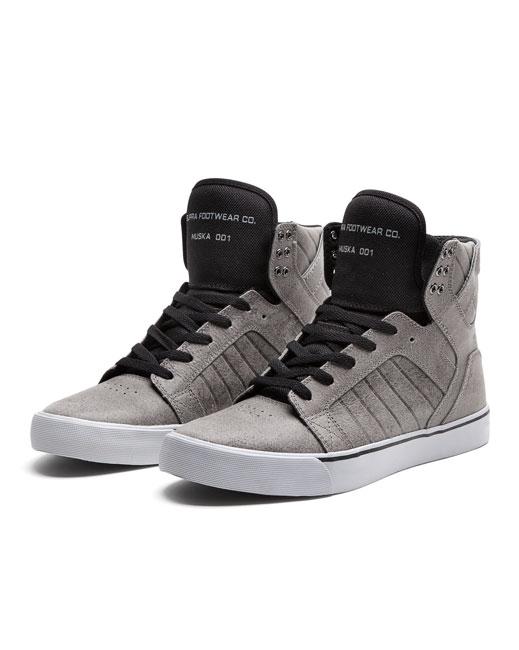 Supra Skytop (charcoal/black-grey)