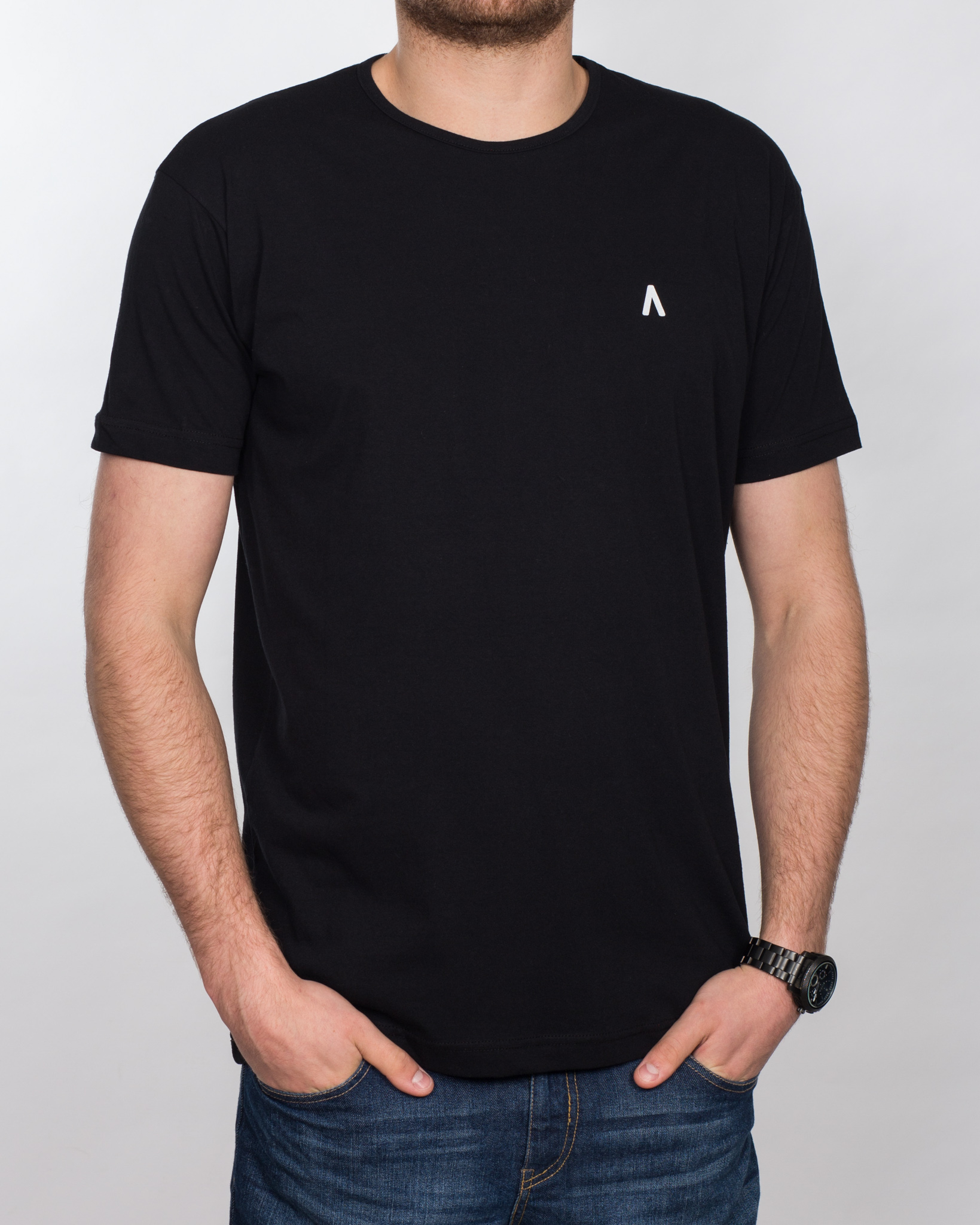 2t Tall T-Shirt (black logo)