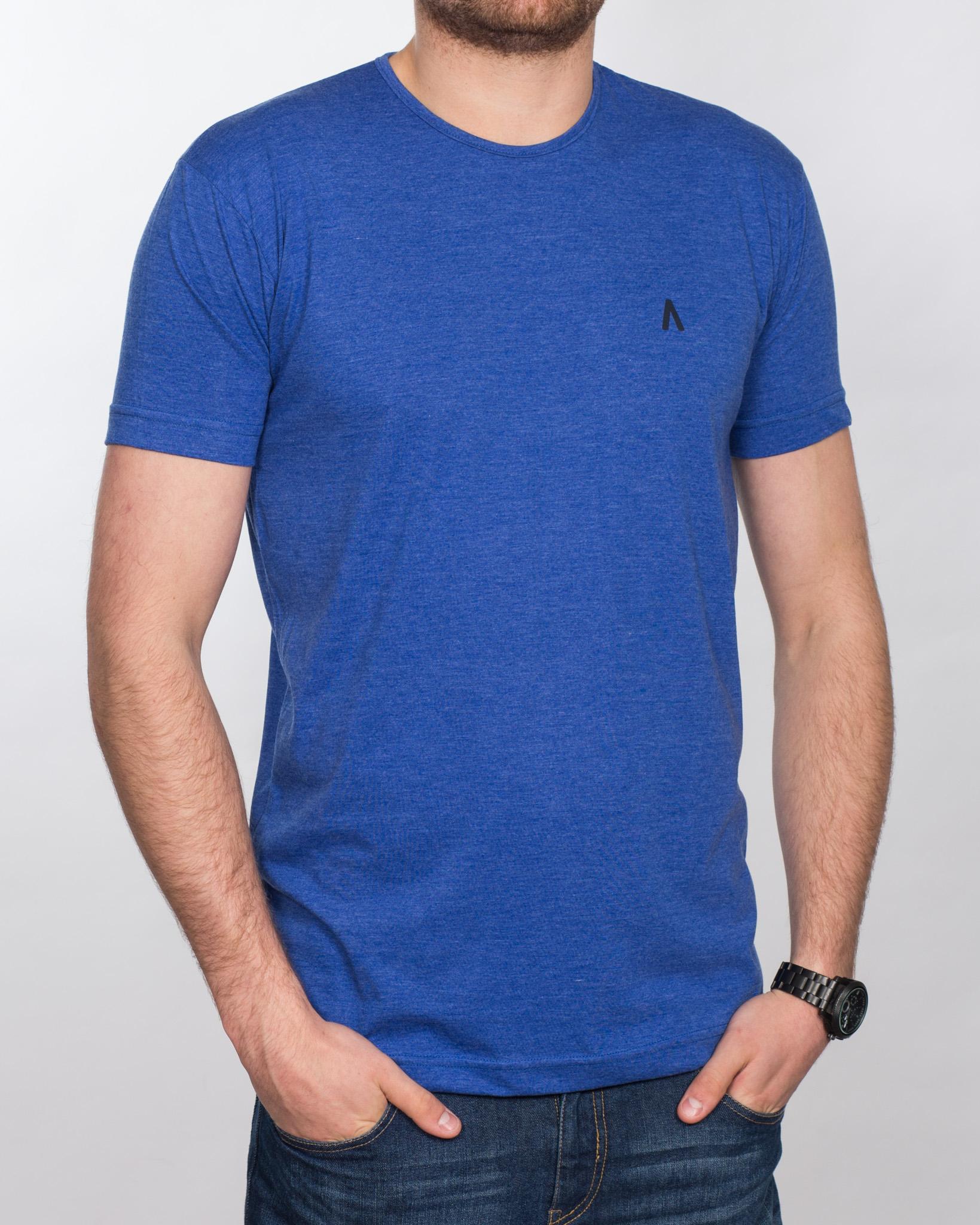 2t Tall T-Shirt (blue)