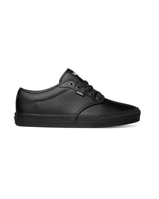 Vans Atwood Perf Leather (black/black)